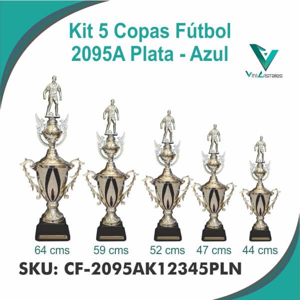 COPA FUTBOL CF-2095AK12345PLN