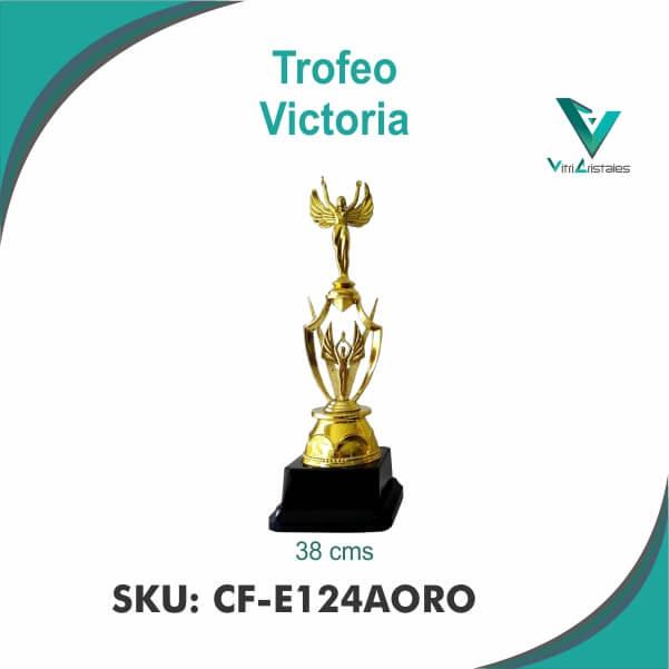 TROFEO VICTORIA FUTBOL CF-E124AORO